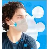 ماسک تنفسی N95 بدون فیلتر 6 لایه Cured